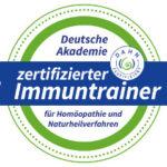 Immuntrainer 2020 Siegel
